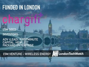 This London Startup Just Raised £5M to Make Charging as Ubiquitous as Wifi