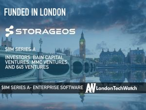 This London Startup Just Raised $8M To Bring Universal Storage to Containers