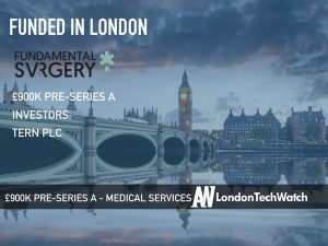 This London Startup Raised £900k To Use VR to Enhance Surgical Training