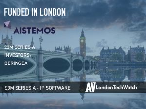 Aistemos Raises £3M to Bring Business Intelligence on Patents to The Next Level