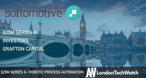 Softomotive Raises $25M to Bring Robotic Process Automation to the Masses