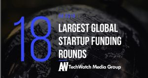 The 18 Largest Global Startup Funding Rounds of Q4 2018